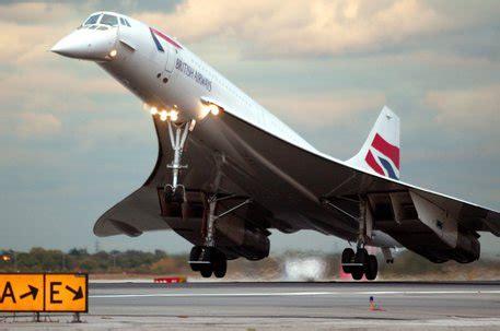 concorde  anni fa il sogno del jet piu veloce mondo