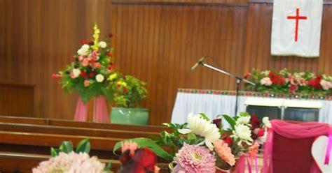 Keiko Florist Dekorasi Pemberkatan Pernikahan Di Gereja