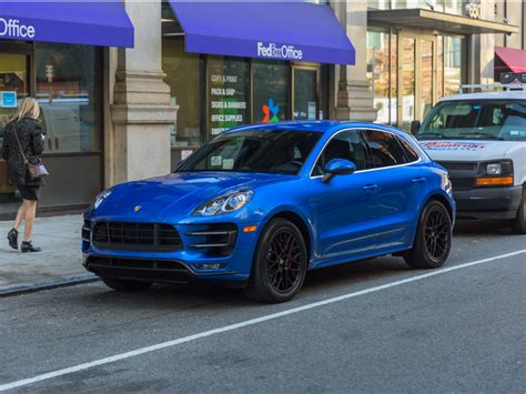 Porsche Macan Turbo With Performance Package Review