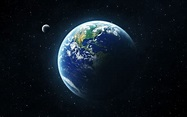[33+] Earth From Space Wallpapers on WallpaperSafari