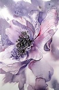 Aquarell Malen Blumen : ber ideen zu aquarell malen auf pinterest ~ Articles-book.com Haus und Dekorationen