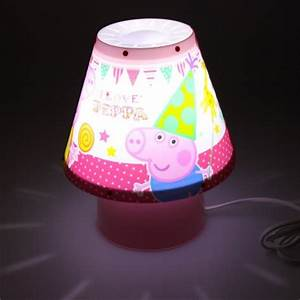 peppa pig kool kids lamp With peppa pig lamp and light shade