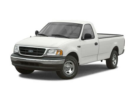 2003 Ford F 150 Information