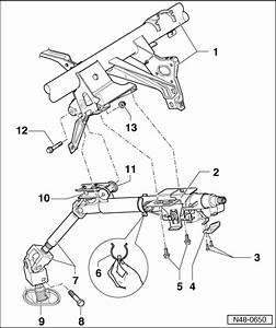 Volkswagen Workshop Manuals  U0026gt  Golf Mk4  U0026gt  Running Gear