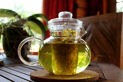 Drinking Dandelion Tea Can Help With Bloating