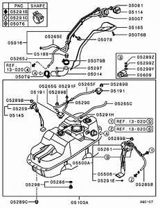 Fuel Tank For 1997  Montero Sport
