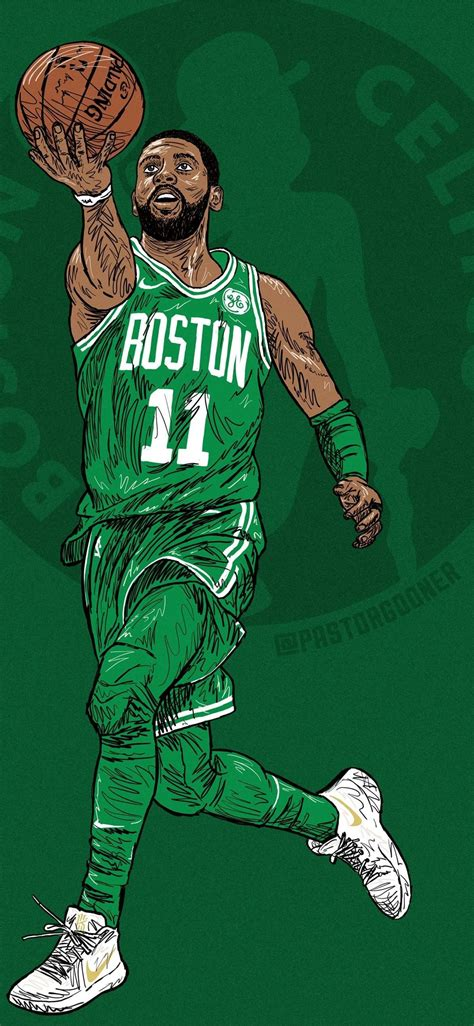 kyrie irving anime wallpapers wallpaper cave