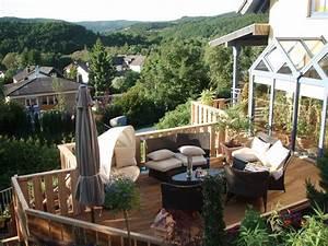 19472720180119 gartengestaltung terrasse mit teich With französischer balkon mit garten teiche