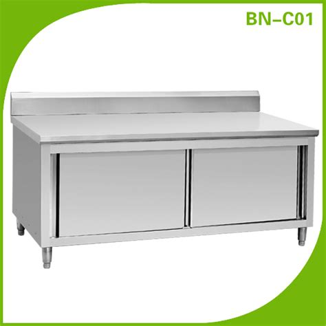 stainless steel kitchen storage cabinets commercial kitchen stainless steel cabinet bn c01 buy