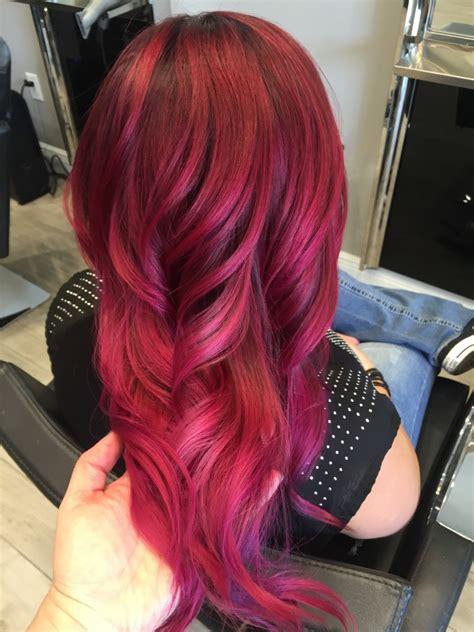 3 Pink Out Loud Hair Color Transformations John Paul