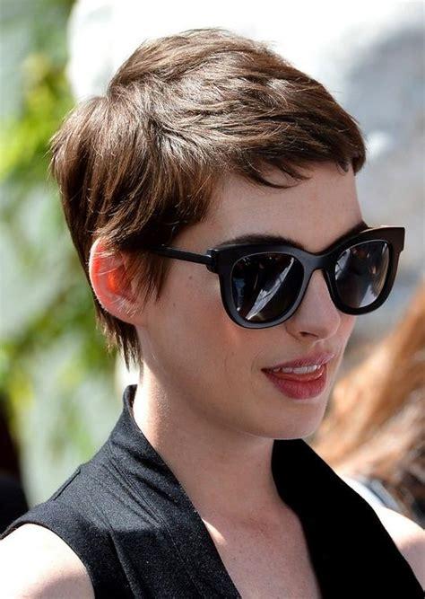 Photo Thick Hair Pixie Haircuts