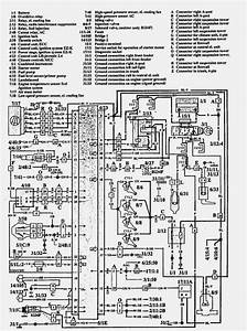 Electrical Wiring Diagram Volvo 940