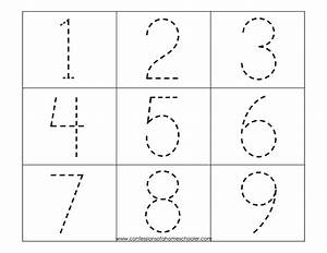 free coloring pages of number 1 tracing With traceable letters and numbers for preschoolers