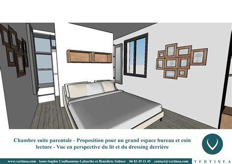 amenagement chambre parentale aménagement et décoration intérieure d 39 une suite parentale