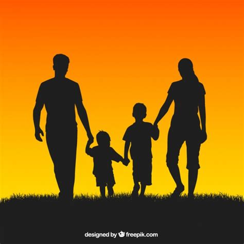 HD wallpapers family icons vector