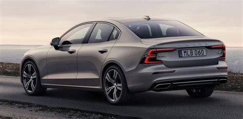volvo  revealed petrol powertrains