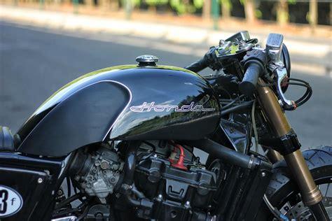 motor honda indonesia honda cb1000 by studio motor indonesia custom cafe racer