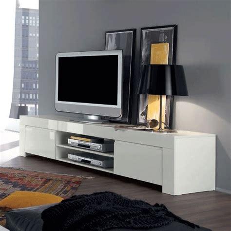 mobile soggiorno porta tv amalfi grande bianco laccato