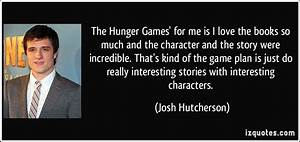 Josh Hutcherson Quotes | www.pixshark.com - Images ...