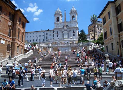 rome spanish steps architecture  photo  pixabay