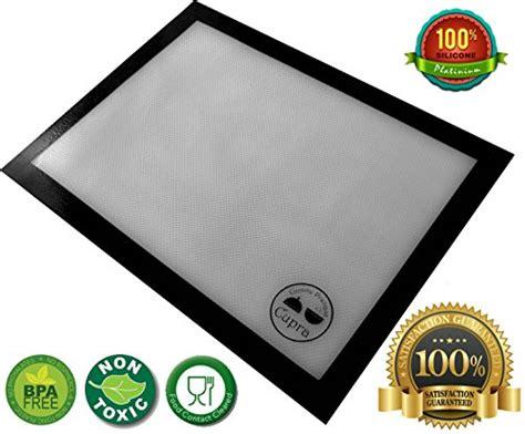 tapis de cuisson en silicone et fibre de verre antid 233 rapant antiadh 233
