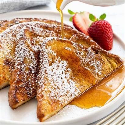 Toast French Breakfast Brunch Egg Recipe Making