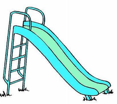 Slide Water Clip Clipart Cartoon Clipartion