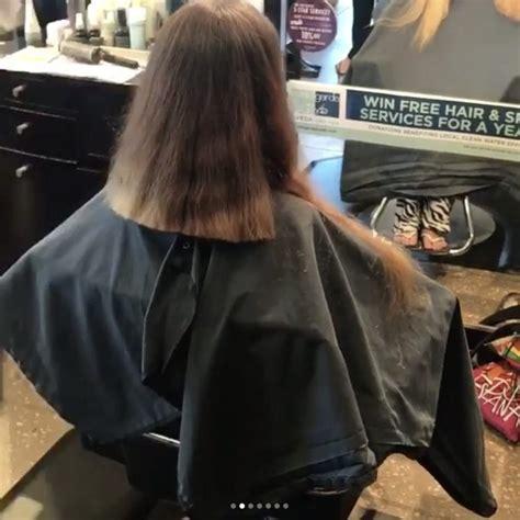 years bride   chops   hip length hair