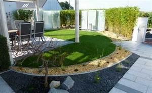 Pflanzen Für Den Vorgarten : vorgarten mit steine und pflanzen nowaday garden ~ Michelbontemps.com Haus und Dekorationen
