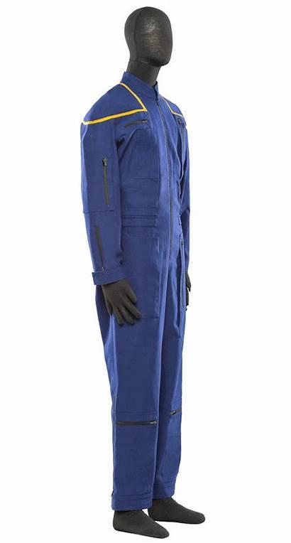 Trek Star Enterprise Uniform End Costumes Anovos