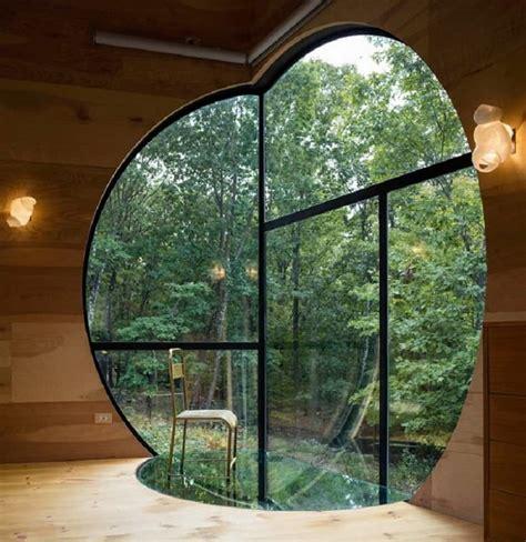 creative house   unusual geometric shape   york