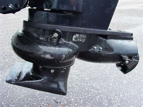 Suzuki Jet Outboard by Evinrude 40 30 Hp Jet Outboard