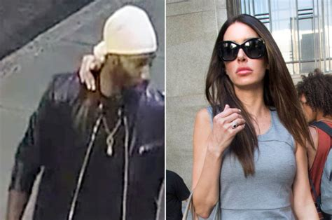 Surveillance Images Released Of Man Sought In Ex-playboy