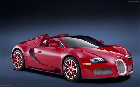 Bugatti Veyron Grand Sport L'or Blanc 2011 Widescreen