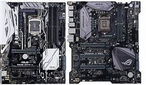 Asus Announces Intel Z270 Series Motherboards