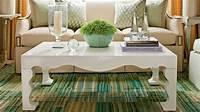 coffee table decor Coffee Table Decor Formula - Southern Living