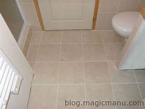 Pose De Plinthe Carrelage : carrelage sol salle de bain ~ Melissatoandfro.com Idées de Décoration