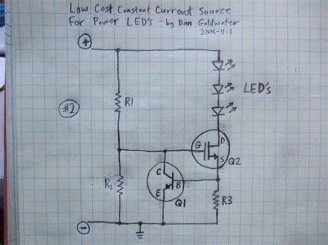 High Power Led Driver Circuits Electronics