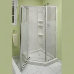 Neo Angle Shower Base Photo