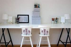Schreibtisch Für Kinder Ikea : ein diy schreibtisch f r kinder von ikea kinderzimmer pinterest schreibtisch f r kinder ~ Sanjose-hotels-ca.com Haus und Dekorationen