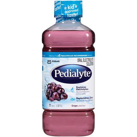 Pedialyte Oral Electrolyte Maintenance Solution Grape 33