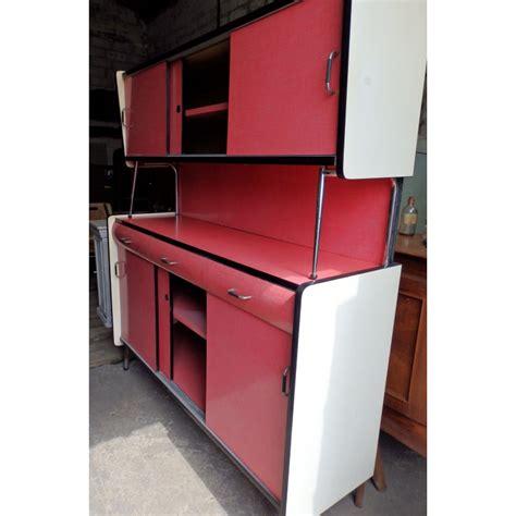 meuble cuisine acier meuble de cuisine vintage meuble haut de cuisine en acier