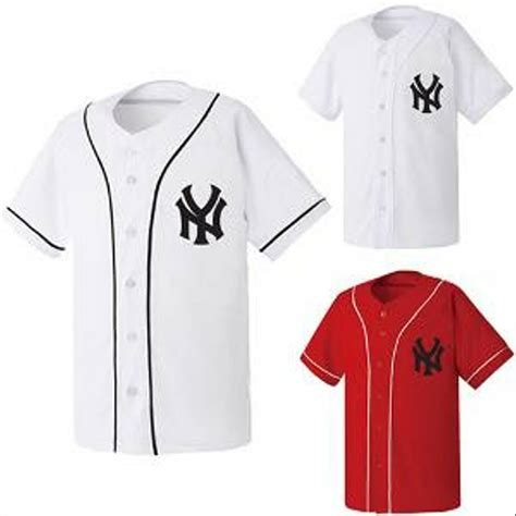 T Shirt Kaos New York jual kaos baseball white di lapak sutsen store