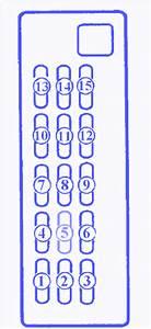 1990 Mazda Protege Fuse Box Diagram : mazda 626 4 silinder 1997 fuse box block circuit breaker ~ A.2002-acura-tl-radio.info Haus und Dekorationen