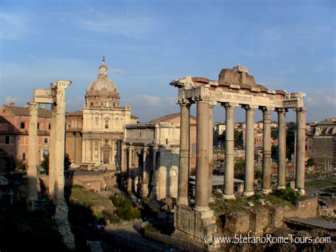 Roman Forum   Roman Forum as seen from Capitoline Hill in ...
