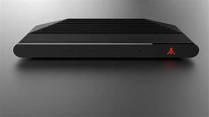Atari Console Released Games Gaming Retro Ataribox