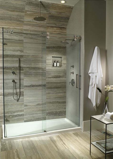 bath tub tile modern shower pan matt and jentry home design