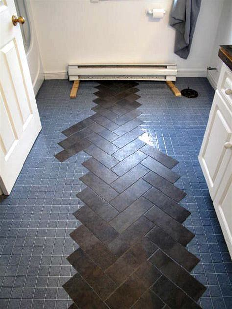Can You Lay Vinyl Tile Linoleum by Best 25 Luxury Vinyl Tile Ideas On Vinyl