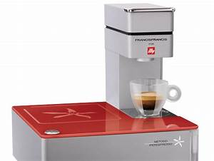 Francis francis y1 iperespresso by illy moco loco for Illy francis francis