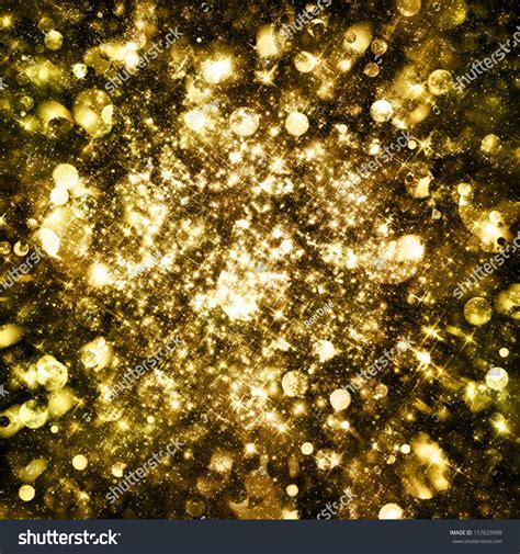gold sparkle glitter background glitter stars stock